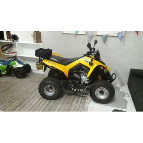 Quad Can-Am DS 250
